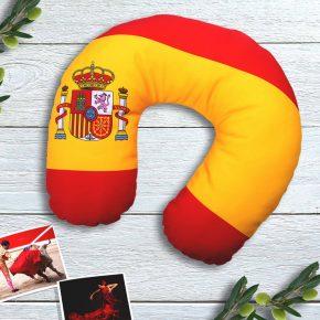 2019-Apr-18-Подушка флаг Испании