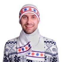 Шапка-и-шарф