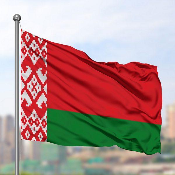 Флаги Беларуси и городов