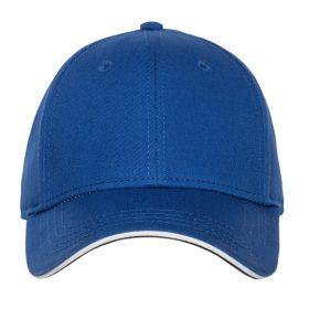 кепка 11JT - синий face