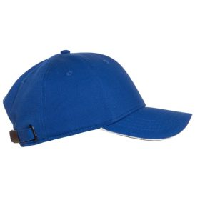 кепка 11JT - синий side