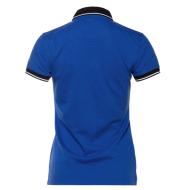 поло 4с женская - синий back